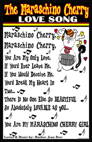 The Maraschino Cherry Love Song